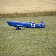 Retour  Après un Vol du Caudron 450 de Guillaume Bernon