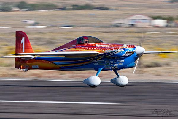 F1  Air Racer  & cassutt