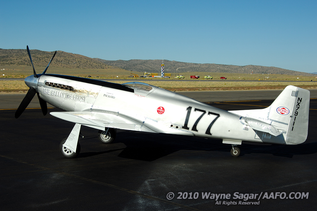 P51- Galloping Ghost