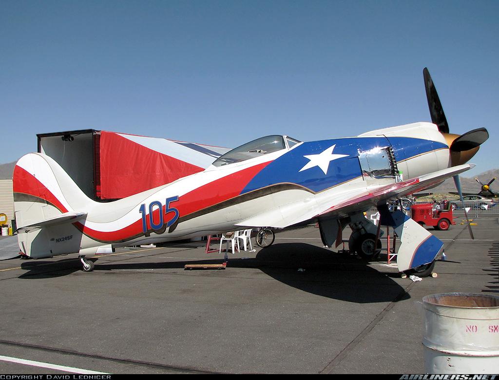 Sea Fury N° 105