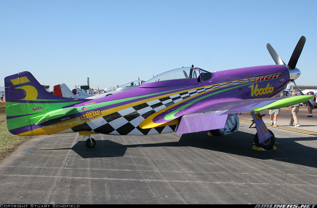 P 51 Mustand N° 5