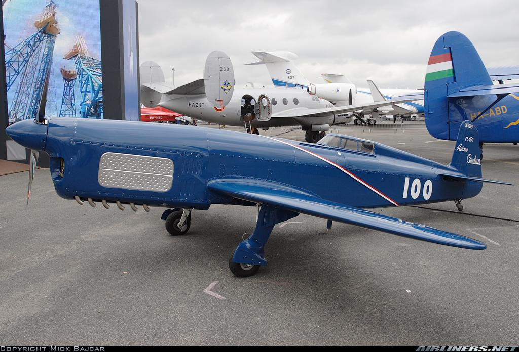Caudron 460- N° 100