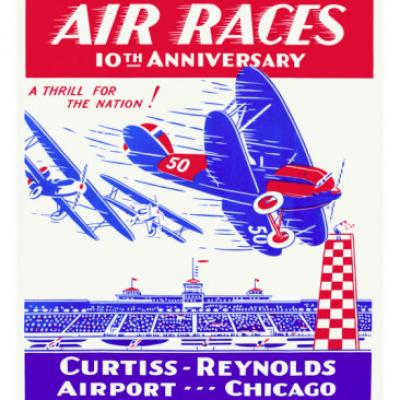 1930-national-air-race Chicago