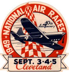 Logo  Cleveland 1949