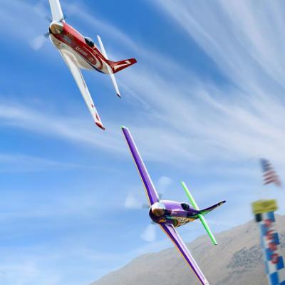 Unlimited  Air Racer - Réno