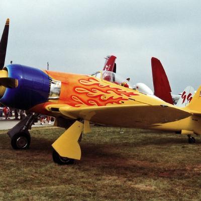 Hawker Sea Fury N° 87