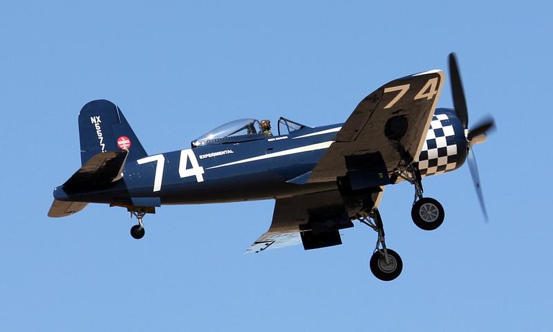 F2G2 Corsair N°74