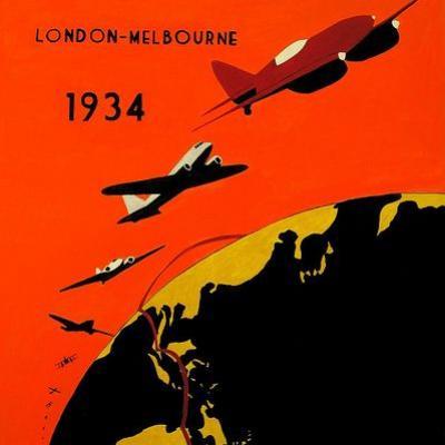 Londres / Melbourne 1934