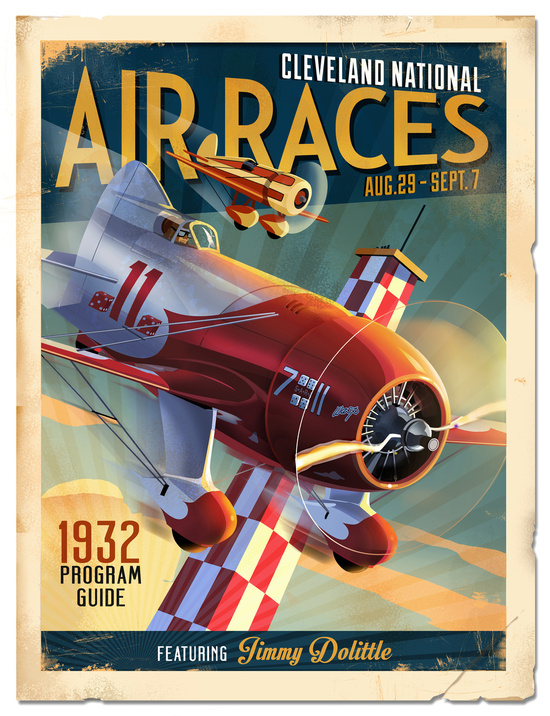 Gee Bee R1 - 1932