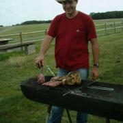 Jacky au Barbecue