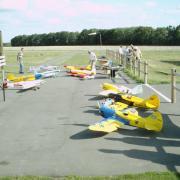 Parking avions
