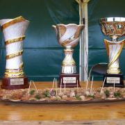 Chartres 2008 - les trophées  de cette fin de saison