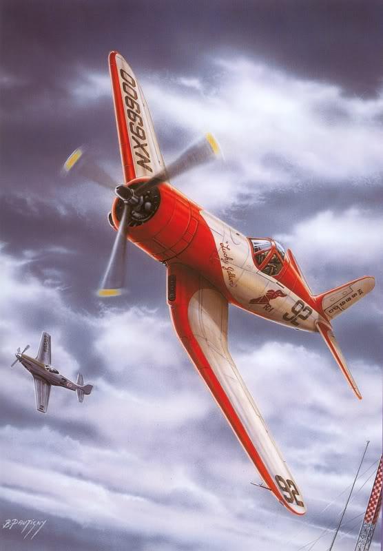 Corsair - Air racer