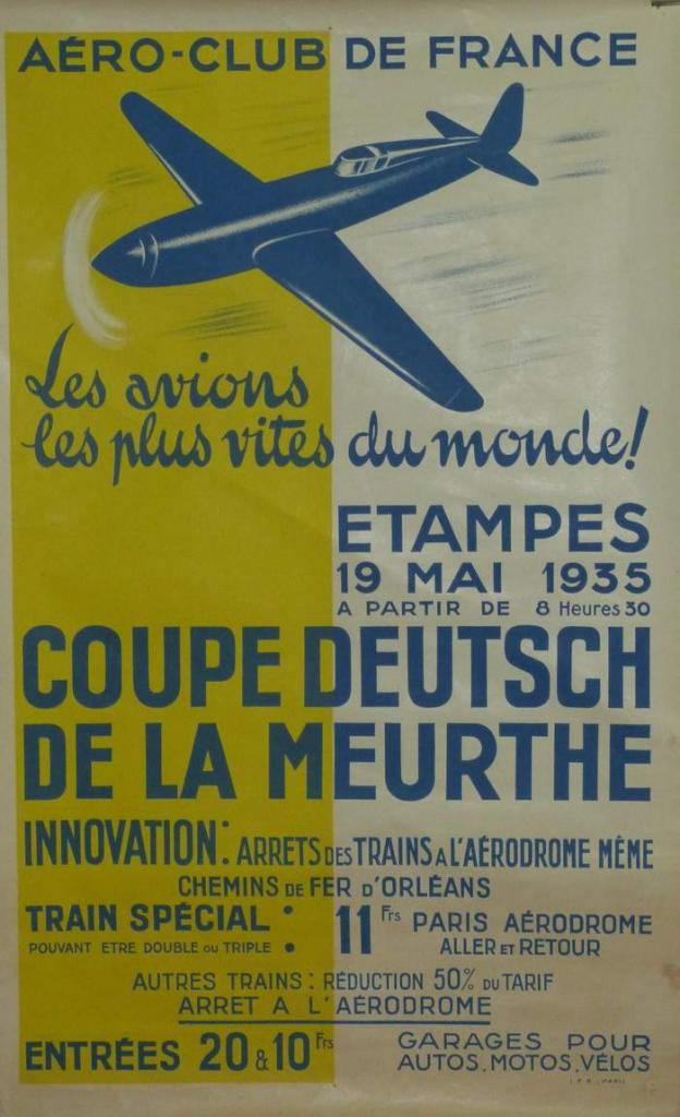 Coupe Deutsch de la meurthe 1935