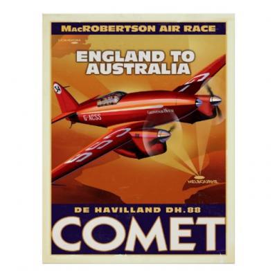 DH 88 comet