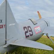 célèbre avion de courses des années 30 / le Laird Turner