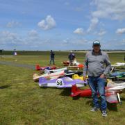 Patrick Baudin ,  organisateur de ces deux jours de courses