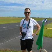 Grand reporter et pilote / David Adan cuvillier