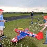 L. Bardy et son New little - Model dispo chez Ronk aviation Résine