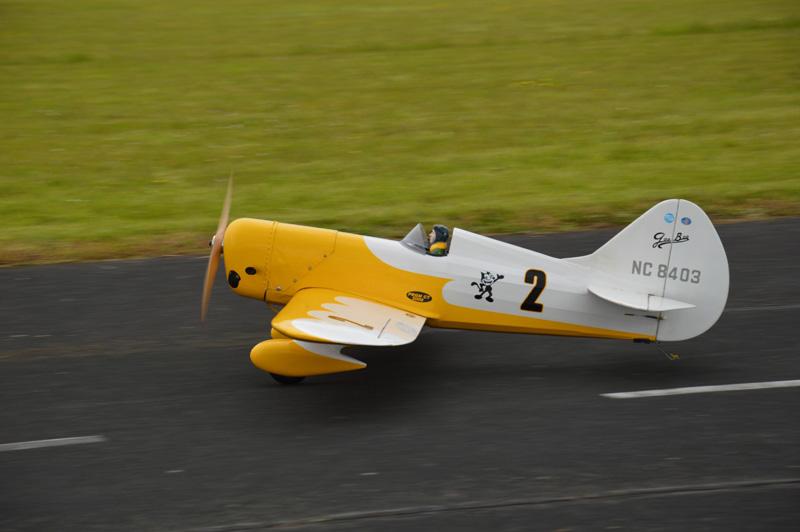 Gee Bee Sportster - Type D  de Patrick