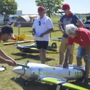Controle Technique pour le Yak 11 de Guillaume