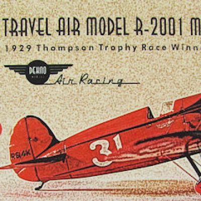 Travel Air Mystery Ship