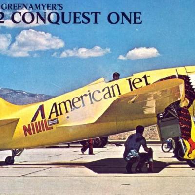 F8F Bearcat - Réno 1975