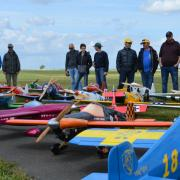Huit pilotes engagés en Bendix Trophy