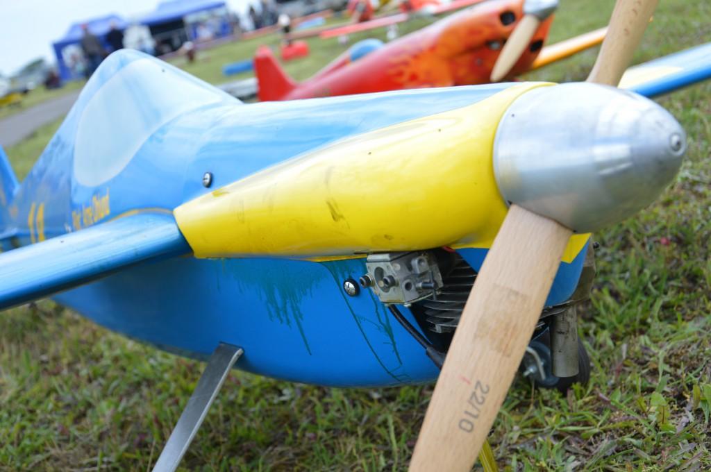 Encore besoin de rodage, cette année le moteur du N°18  à plutot bien fonctionné