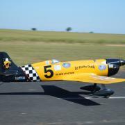 Prise de vitesse -Daffy Duck N°5 au décollage