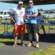 David Adan Cuvillier ,3ème en Benbix Trophy