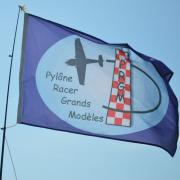 Dans le vent ,l'un des  drapeaux du PRGM
