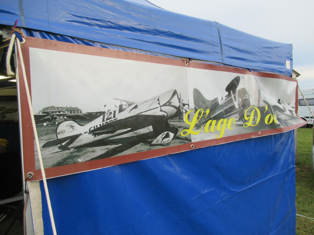L'age d'or de L'aviation