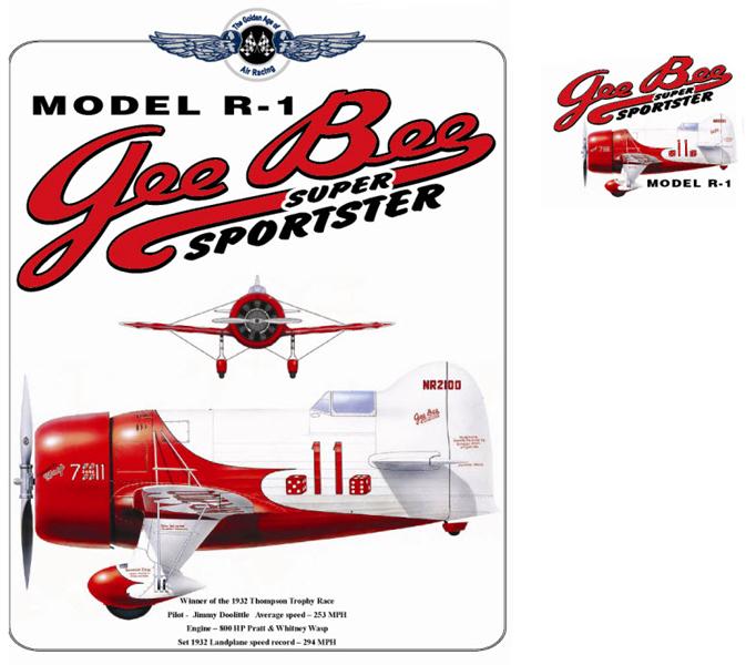 Gee Bee R-1.N°11
