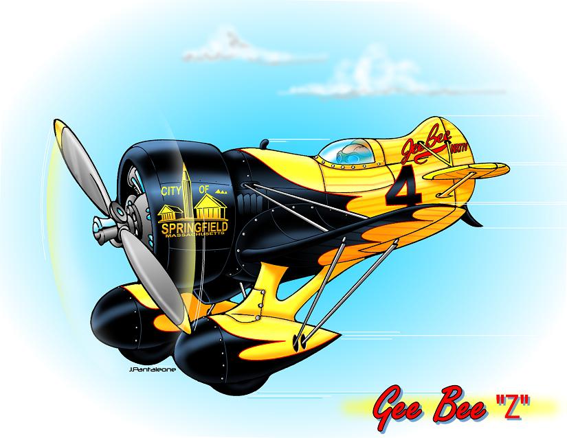 Gee Bee model Z