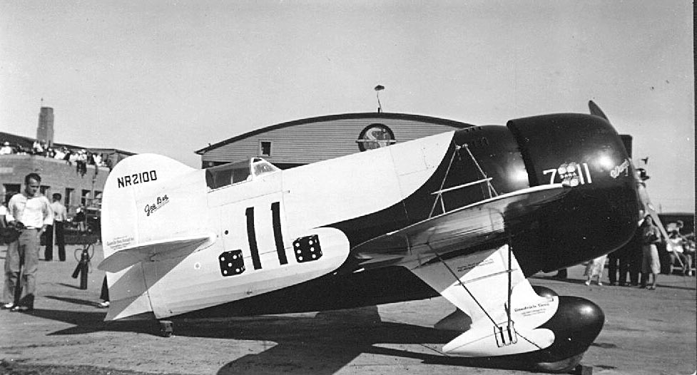 Gee Bee R1