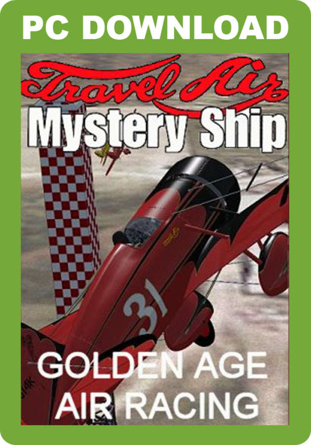 "Golden-age"" mystery ship"""