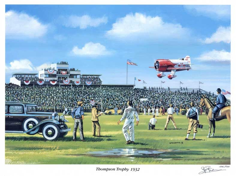 Thompson Trophy 1932