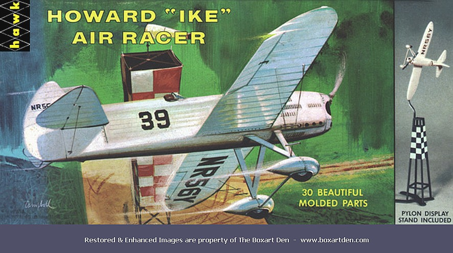 Hawk Howard Ike Racer