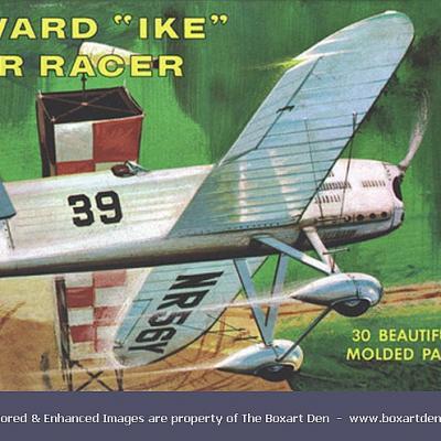 Hawk Howard Ike Racer