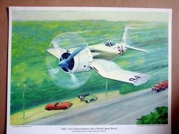 1949Cuire cleland Corsair Vought