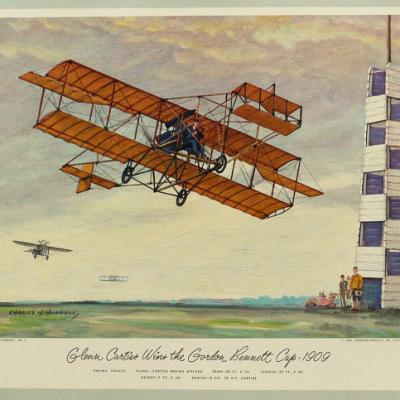 Gordon Bennett Cup 1909