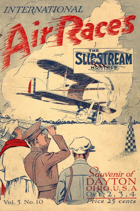 Air Races Dayton 1923