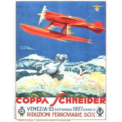 Coupe Schneider 1927