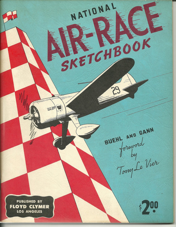 Sketchbook Air Races