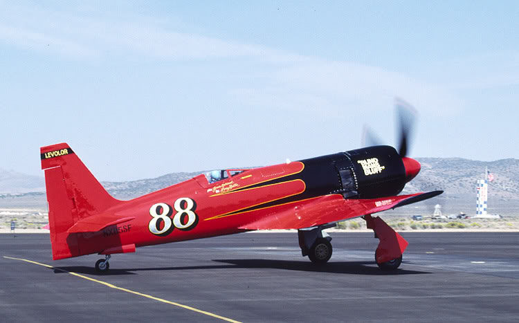 Sea Fury N°88  - 2007