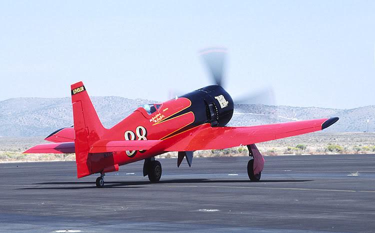 Sea Fury N° 88 - Réno 2007