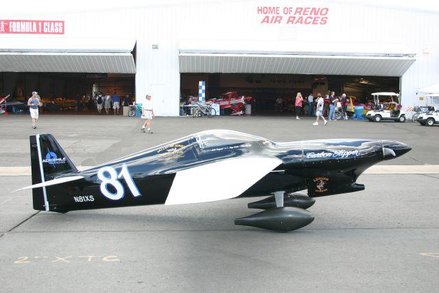 F1 N° 81- Cassutt IIIM