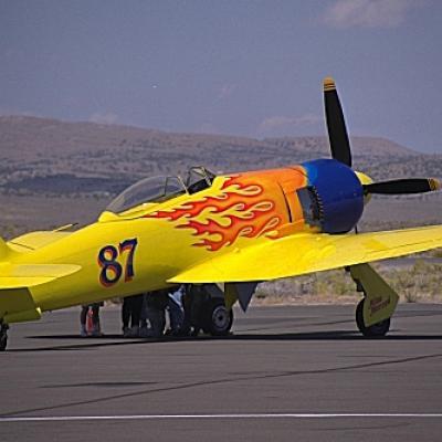 Sea Fury N°87