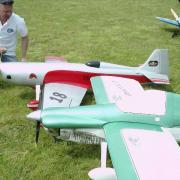 les  2 avions de Franck Baudin